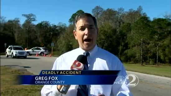 Crash near Magic Kingdom kills Disney employee