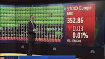 Europe shares trade higher after Asia stems slide