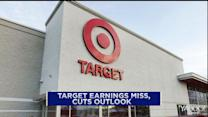 Target misses the mark; Lowe's lowers sales outlook; Hertz hurting