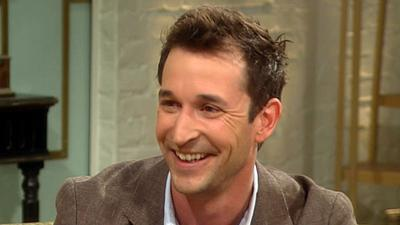 Noah Wyle On His Son's Advice To Star In 'Falling Skies' And The Boom Operator That Changed His Life