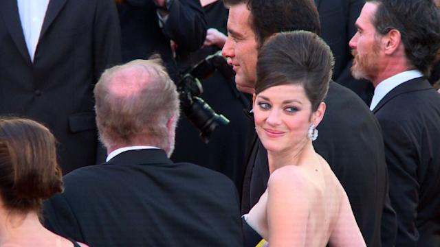 Cannes red carpet: 'Blood Ties'
