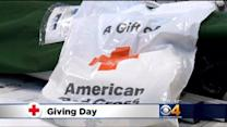 Red Cross Giving Day Supports Disaster Relief