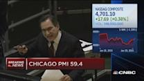 Chicago PMI 59.4