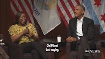 Student recounts story of meeting Former Pres. Barack Obama
