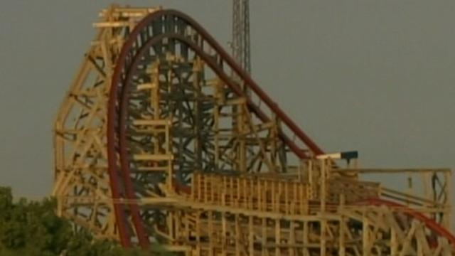 Deadly Accident on Texas Roller Coaster