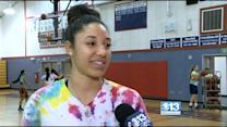 Pleasant Grove High Girls Competing For State Basketball Title
