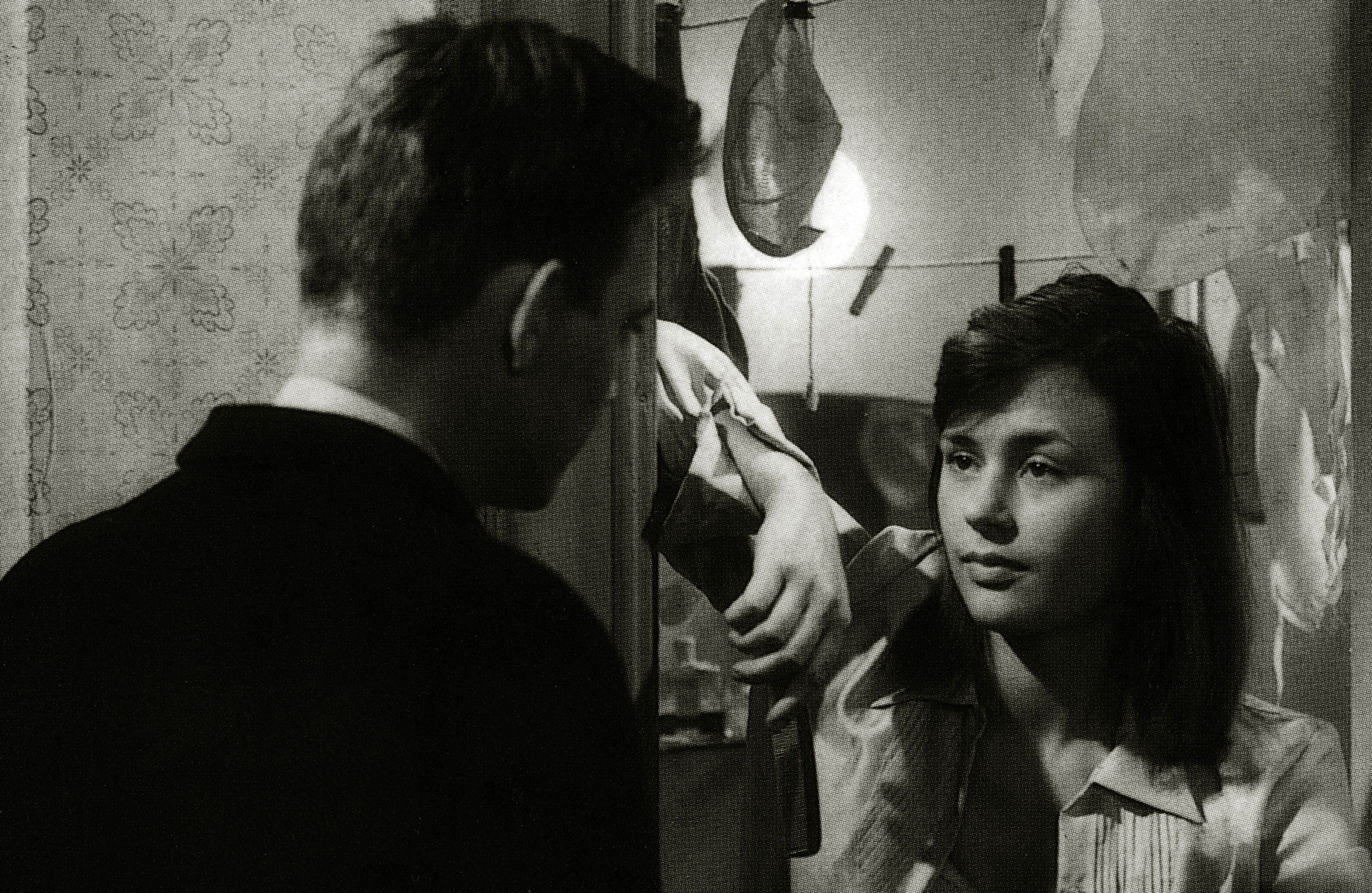 《莫妮卡》,1953。