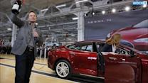Nevada No Lock For Tesla Plant Despite Groundwork