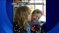 Taylor Swift Surprises Boy In Hospital