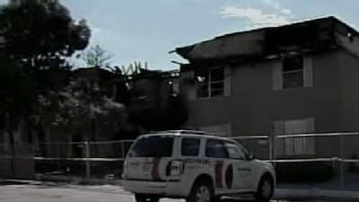Problems Uncovered During Apt. Fire Inspection