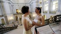 Gay marriage opponents ask court to intervene