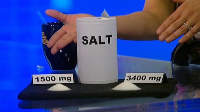 New Study Reveals Scary Risks of Salty Diets
