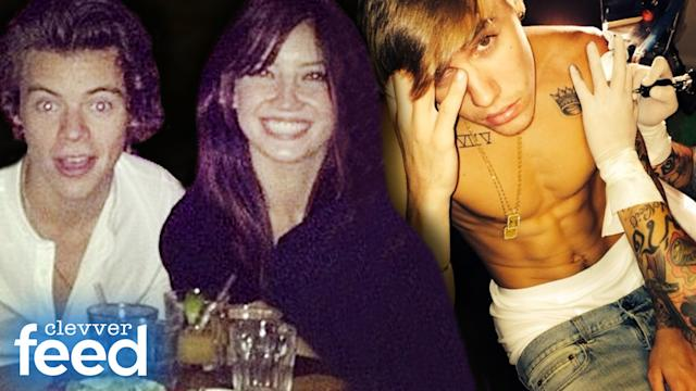 Harry Styles' Latest Rumored Girlfriend & Justin Bieber Continues to Get Tattooed