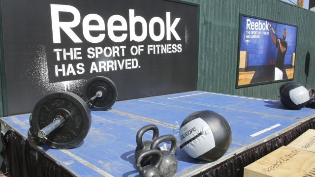 Reebok ends its CrossFit sponsorship