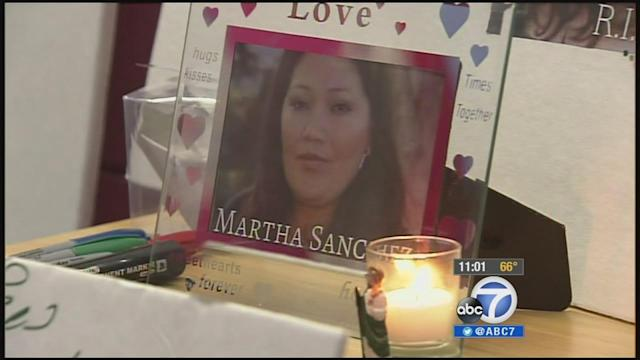 Vigil held for mother killed at South Los Angeles store
