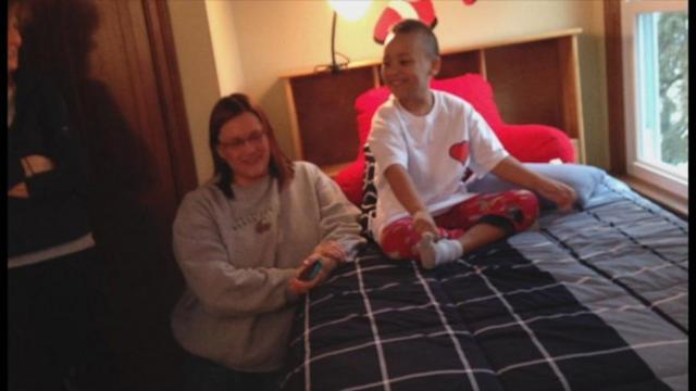 6-Year-Old Cancer Patient Gets Room Makeover