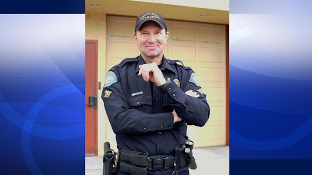 Laguna Beach motorcycle officer killed in crash