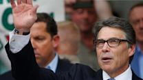 Rick Perry Pleads Not Guilty, and More