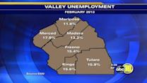 New percentages for California's unemployed