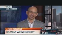 Belmont Winning Jockey