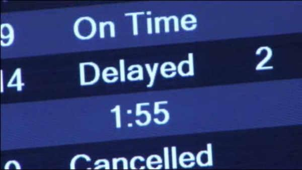 FAA sequester cuts kick in, delays expected