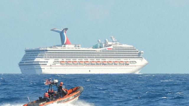 'POOP CRUISE' SHOULDN'T HAVE SAILED
