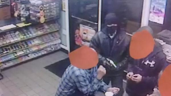 Two suspects wanted in string of 15 Queens business robberies