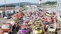 [CARVIDEO 汽車視界] 車壇直擊—2014 Audi R8 LMS Cup 日本站