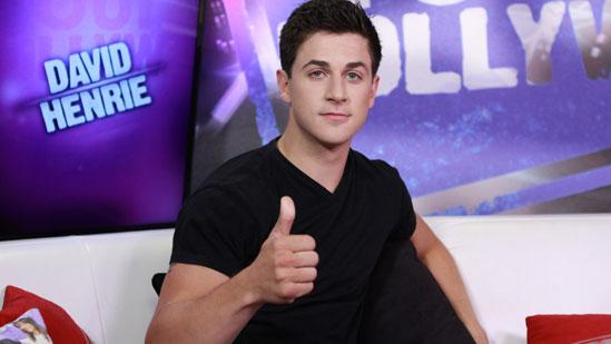 David Henrie's Maybe Connection with David Spade