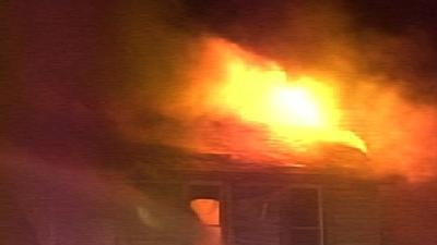 Milwaukee Fire Spreads From One Home To Two Others