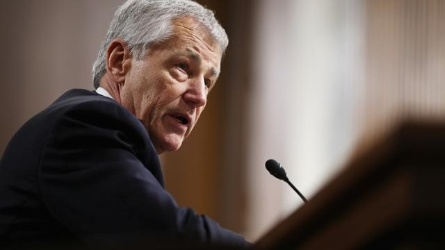 GOP grills Hagel at Senate confirmation hearing