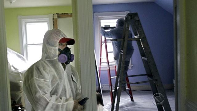 Calif. judge wants paint companies to cover cost of lead removal
