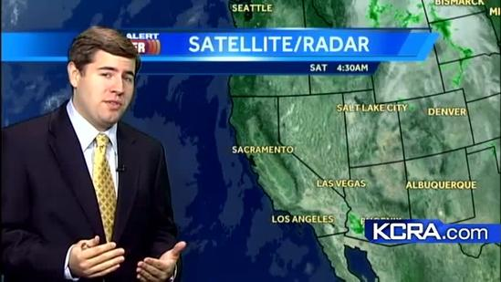 David's Early Weather Update 8.11