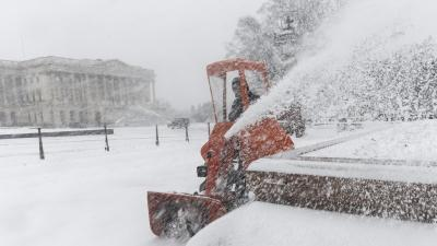 Another Winter Storm Wallops US