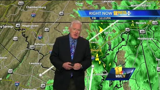 Maryland's Memorial Day weekend weather forecast