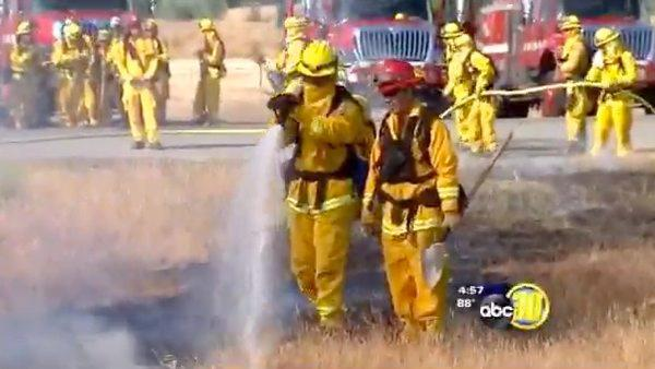Cal Fire prepares for an intense fire season