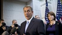 Boehner: 'No Decisions' About Debt Deal