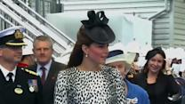 Duchess Kate in Labor, Goes to Hospital
