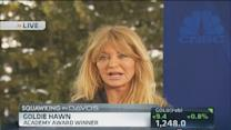 Goldie Hawn's 'mindful' implications on health