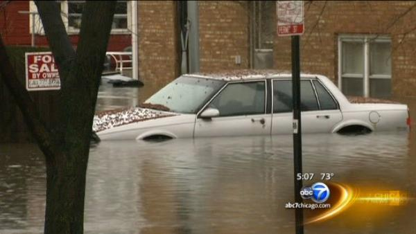 Chicago flood victims may get federal aid