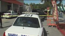 Shots fired at Tampa Home Depot