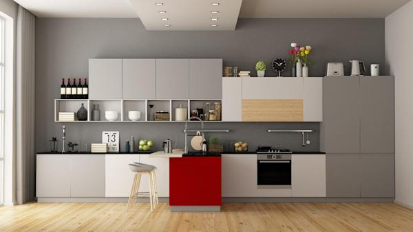 7 Paint Colors We\'re Loving for Kitchen Cabinets in 2020
