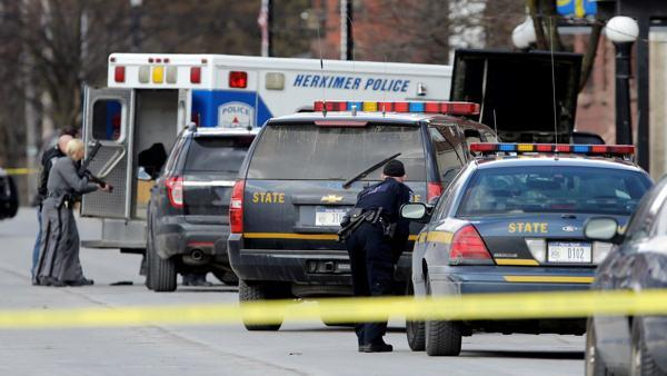 Cops kill suspect in deadly NY shooting rampage