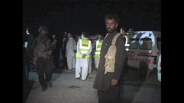 Militants attack Pakistani airbases, gunmen killed