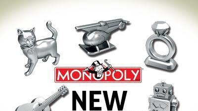 Hasbro Aims to Jazz Up Monopoly With New Token