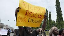 Nigerian schoolgirls still missing a week after mass abduction