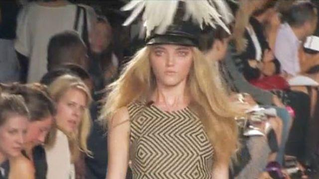 Style.com Fashion Shows - Proenza Schouler: Spring 2008 Ready-to-Wear