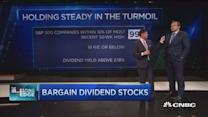 Bargain dividend stocks