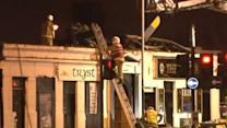 At least 8 dead, 32 injured after police helicopter crashes into Glasgow pub