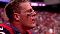 Houston Texans defensive end J.J. Watt legitimate league MVP?